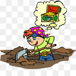 Buried png and transparent. Dig clipart hidden treasure