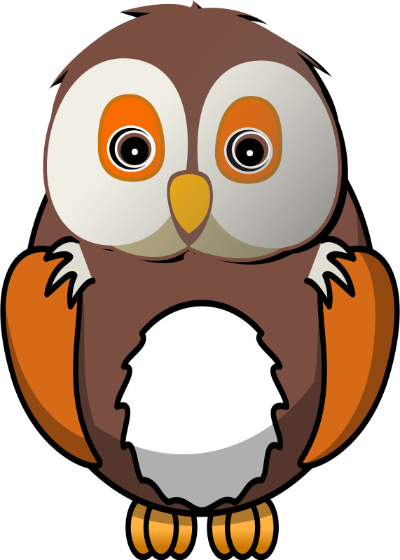 Mouse clipart ragweed. Owl bird graphics illustrations