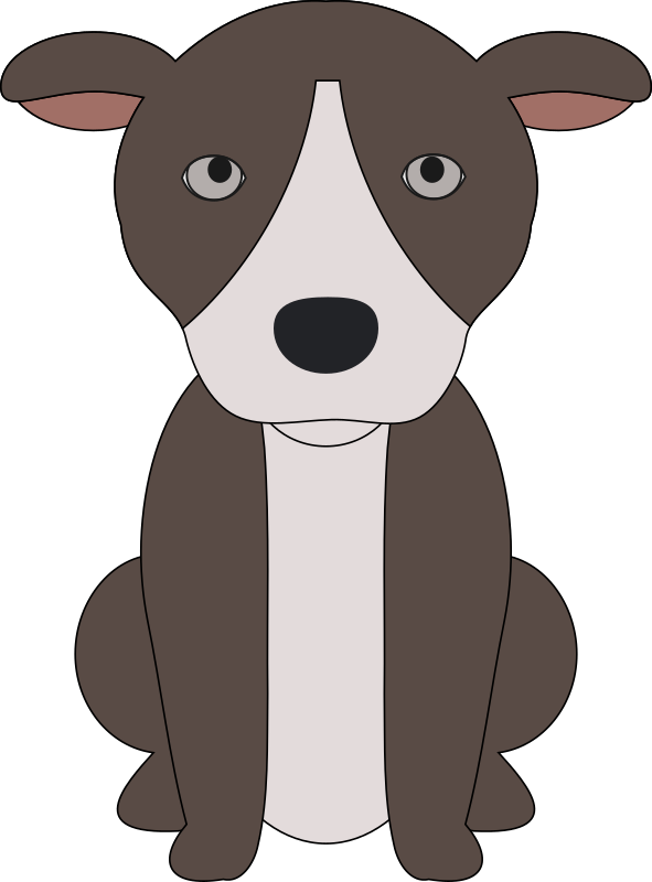 Cliparthut free bull puppy. Dig clipart pit
