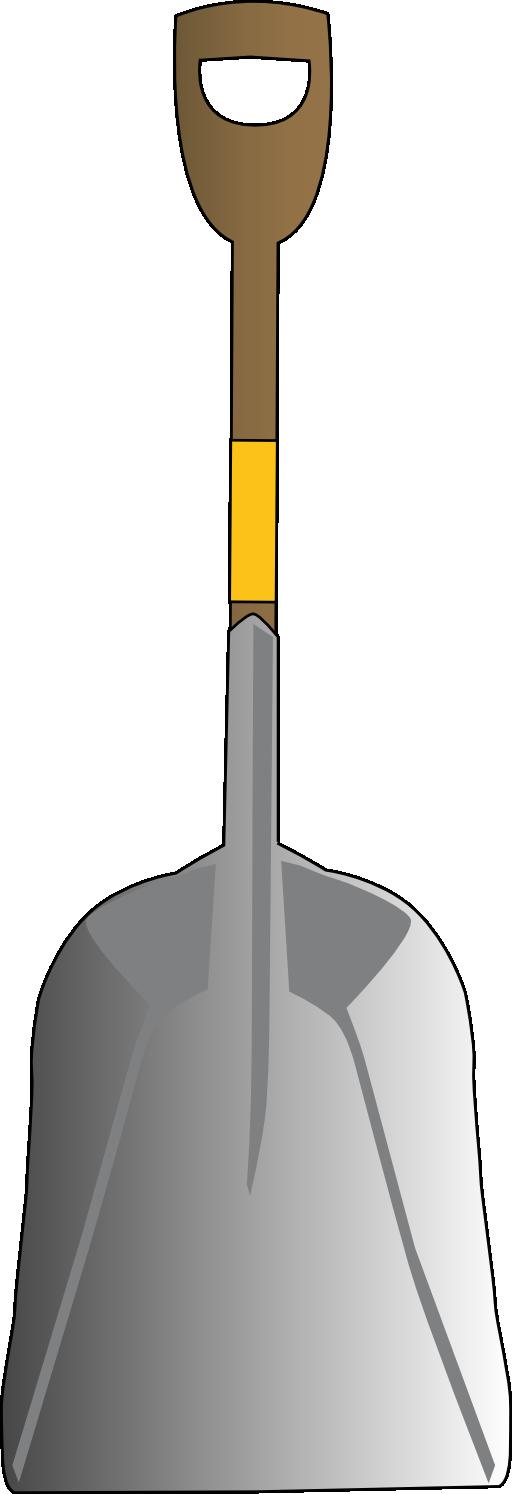 Dig clipart shovel dirt. Scoop i royalty free