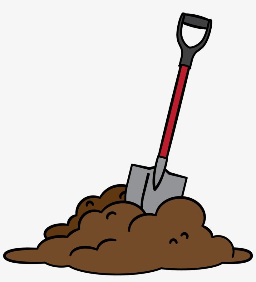 Dirt clipart dug. Digging angel moroni clip