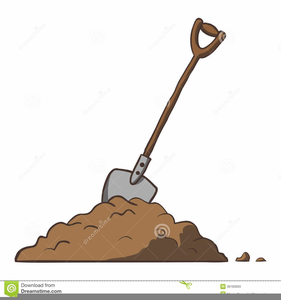 Of digging dirt free. Dig clipart soil