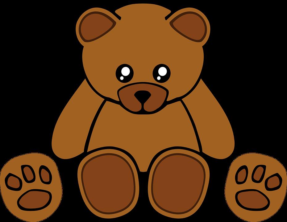 Dig clipart wanton. Bear beruang graphics illustrations