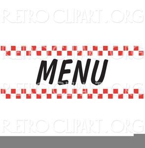Retro free images at. Diner clipart