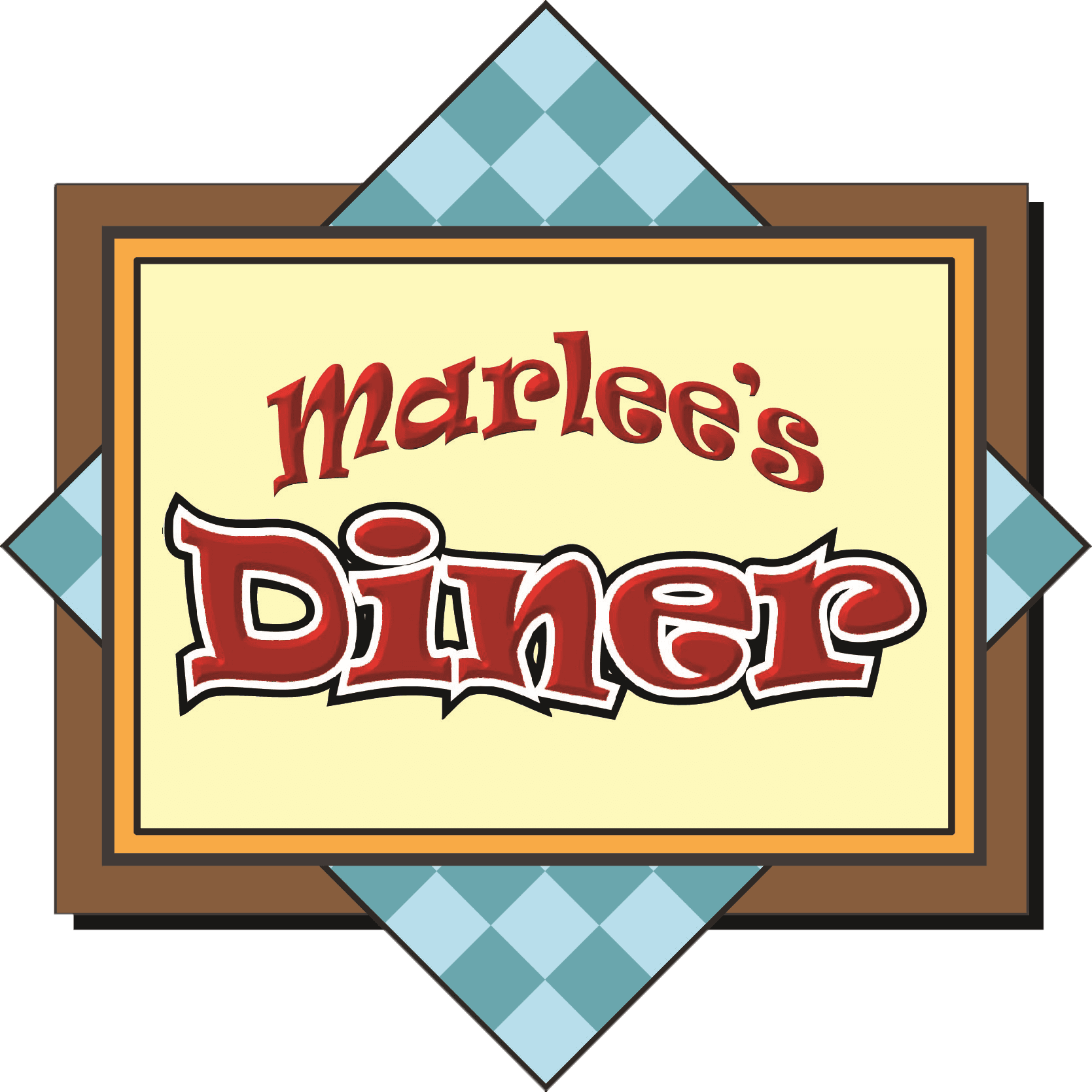 Diner clipart fish. Marlee s bakery welcome