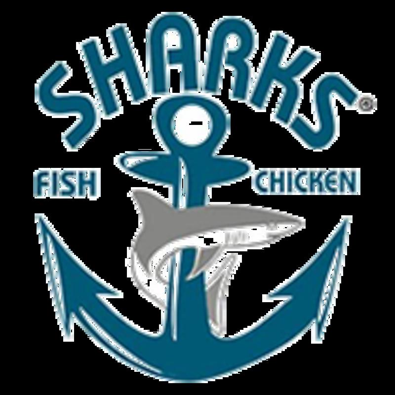 Sharks chicken chicago il. Diner clipart fish
