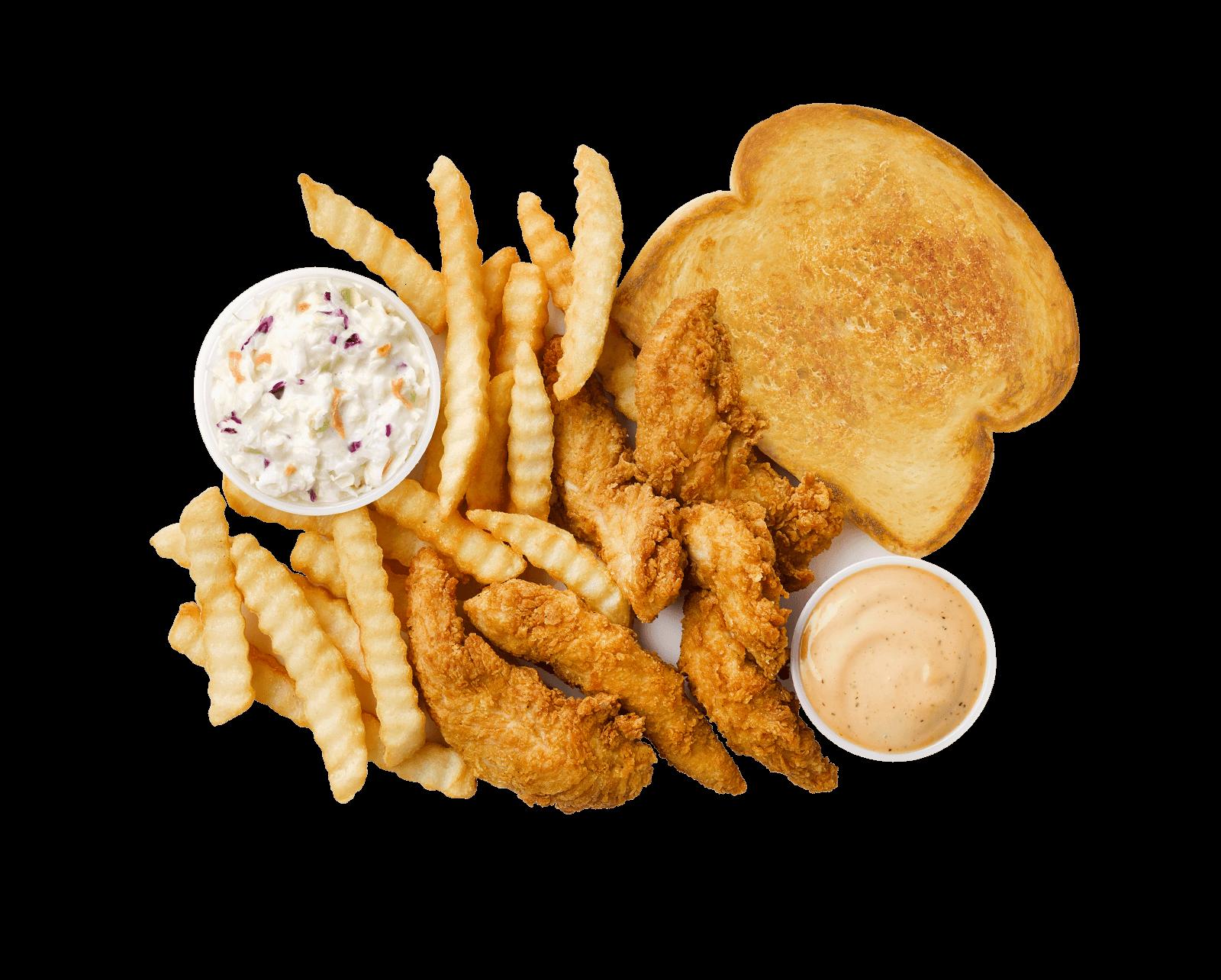 Guthrie s chicken the. Diner clipart fish