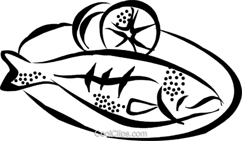 Diner clipart fish. Free dinner clipartllection cliparting
