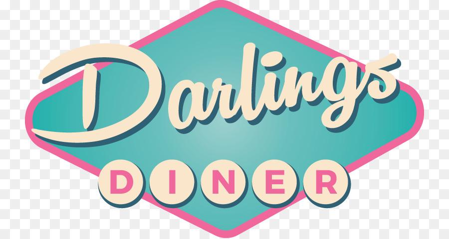 Diner clipart logo. Line text font transparent