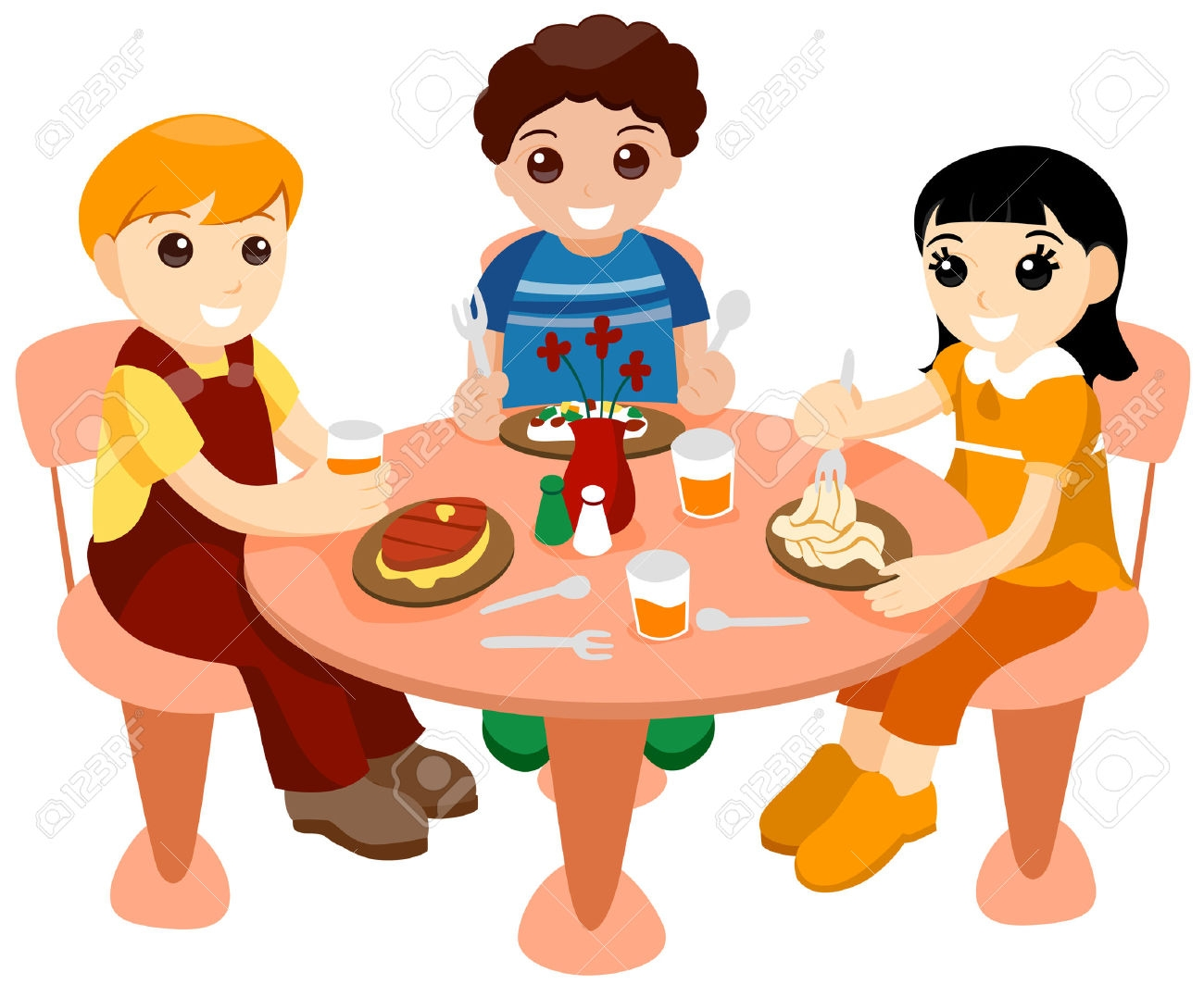 Diner clipart school dinner. Collection of free download