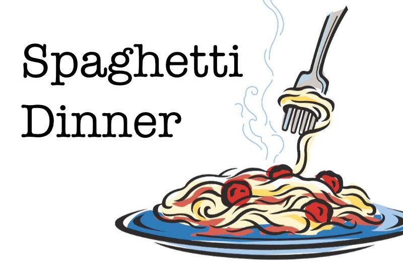 Pasta clipart home cooked meal. Spaghetti dinner free download