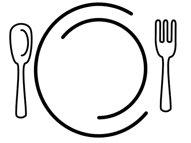 Cutlery free on dumielauxepices. Diner clipart transparent