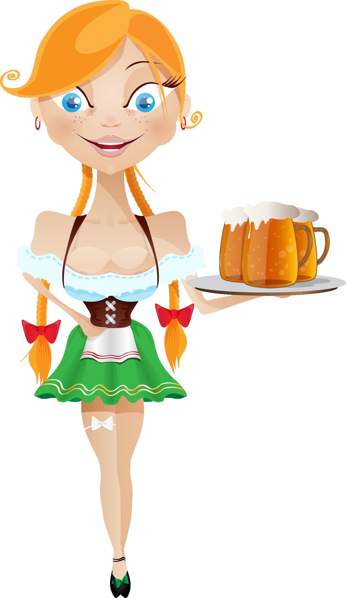 Retro clipart waitress. Sexy clip art free