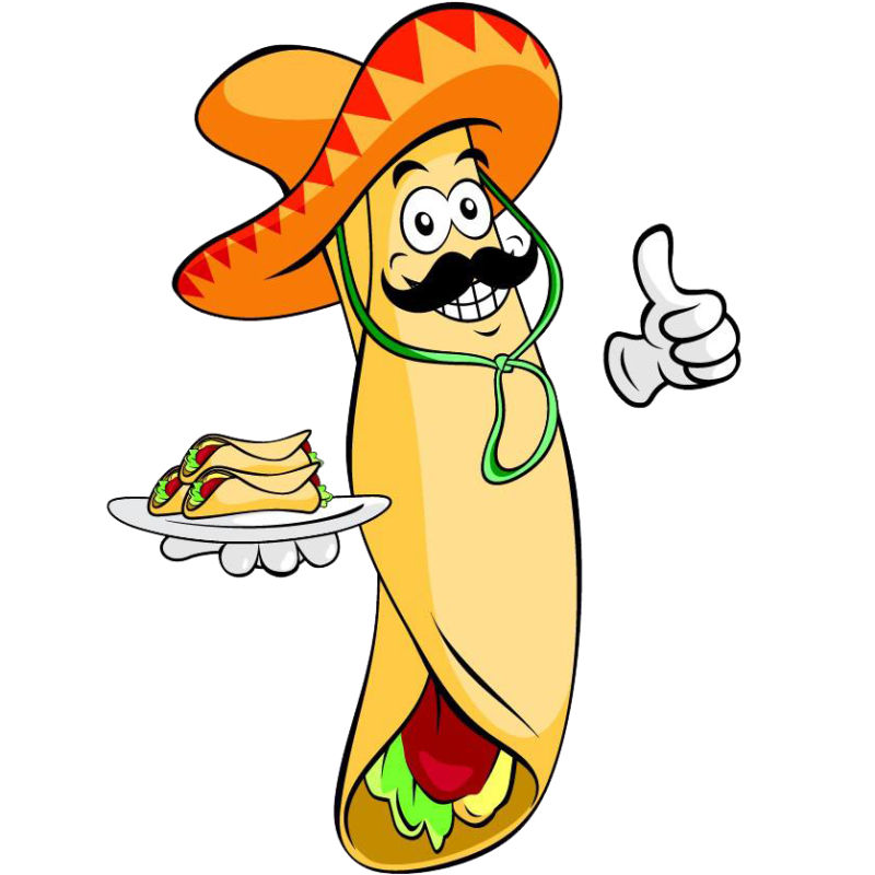 Taquitoria new york ny. Dinner clipart ate