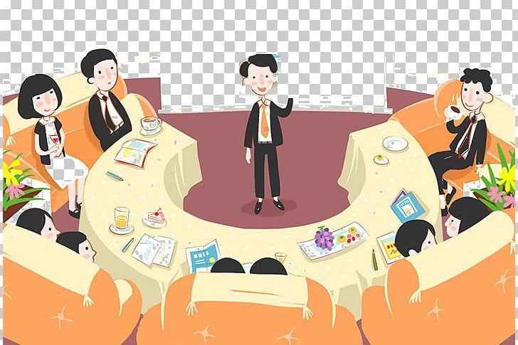 Reunion png art meeting. Dinner clipart business dinner