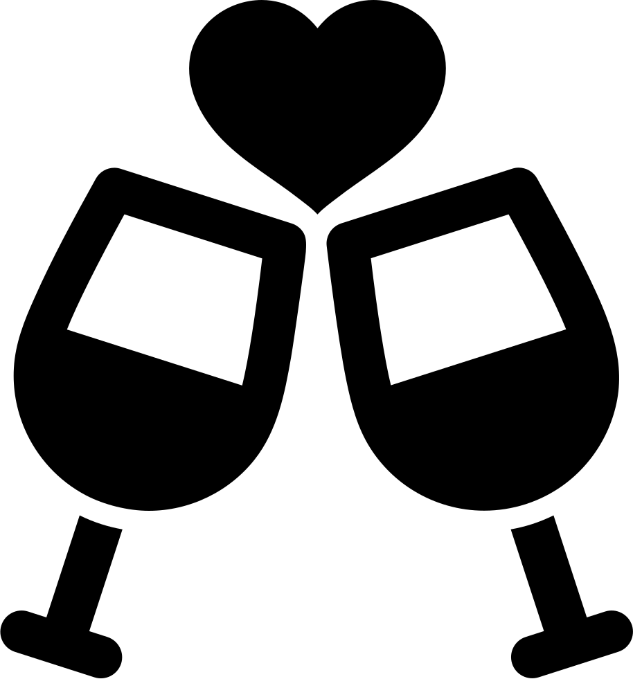 Svg png icon free. Restaurants clipart romantic dinner