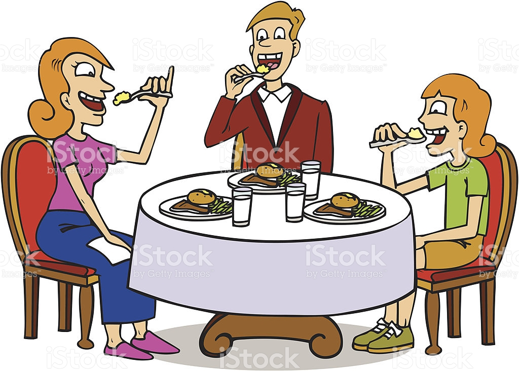 Feast clipart child. Dining free download best