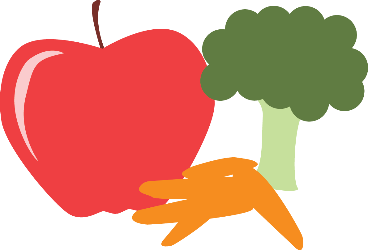 Nutritionists say students can. Hungry clipart eating well