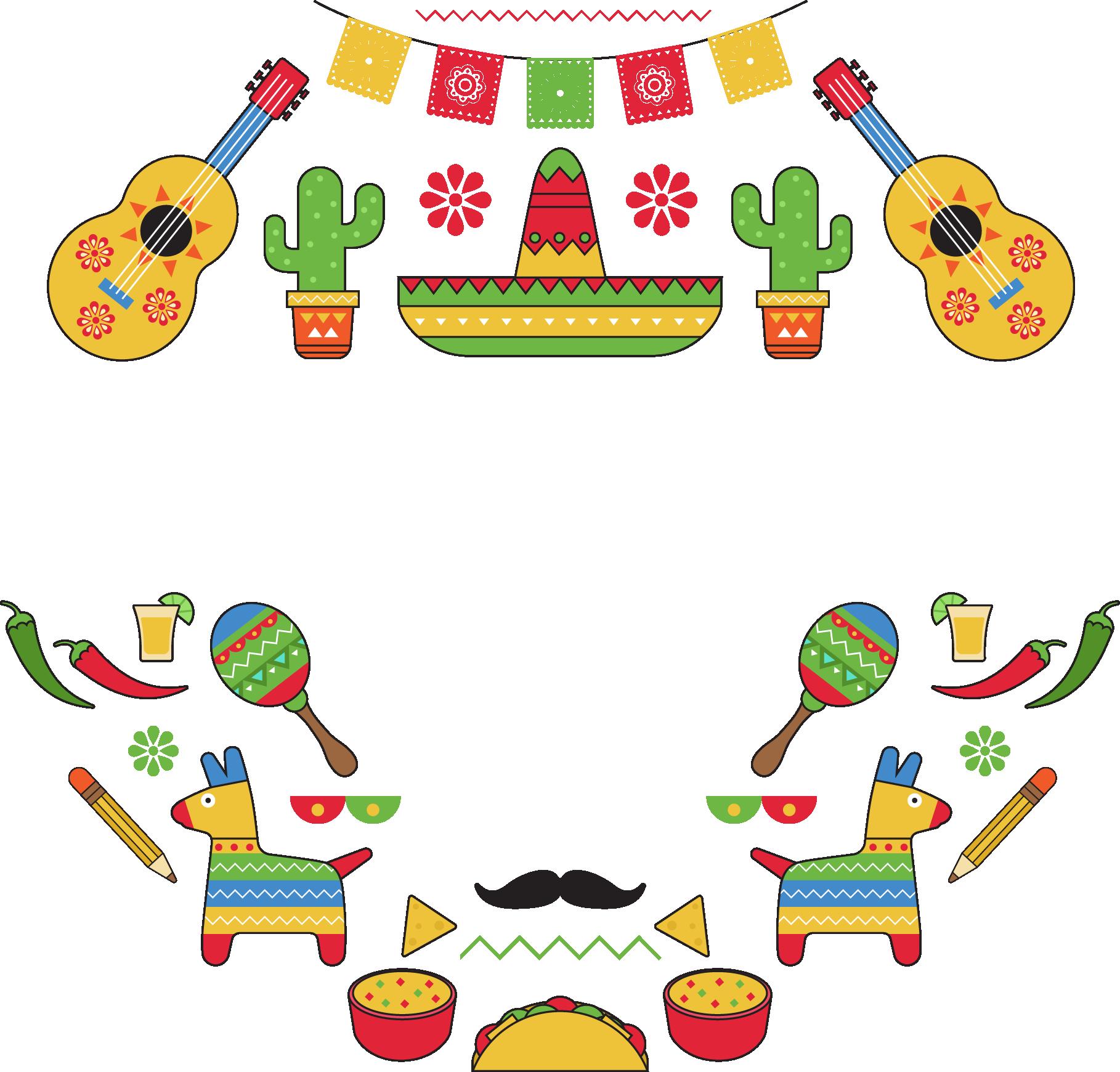 Nacho tradition mexican