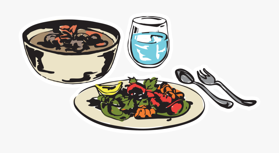 Dinner clipart home cooked meal. Cliparts cartoons jing fm