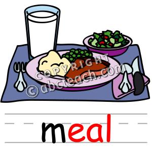 Clip art panda free. Dinner clipart meal