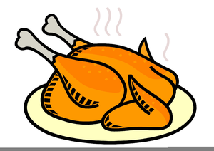 Free images at clker. Dinner clipart turkey