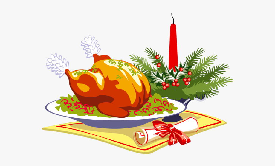 Christmas free cliparts on. Dinner clipart xmas