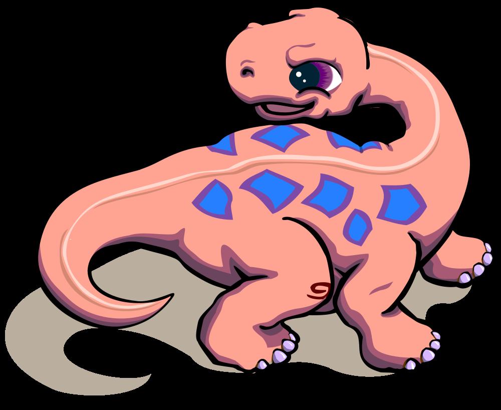 Dinosaur clipart apatosaurus. Onlinelabels clip art kh