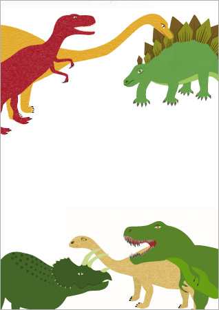 Dinosaur clipart borders. Free download clip art