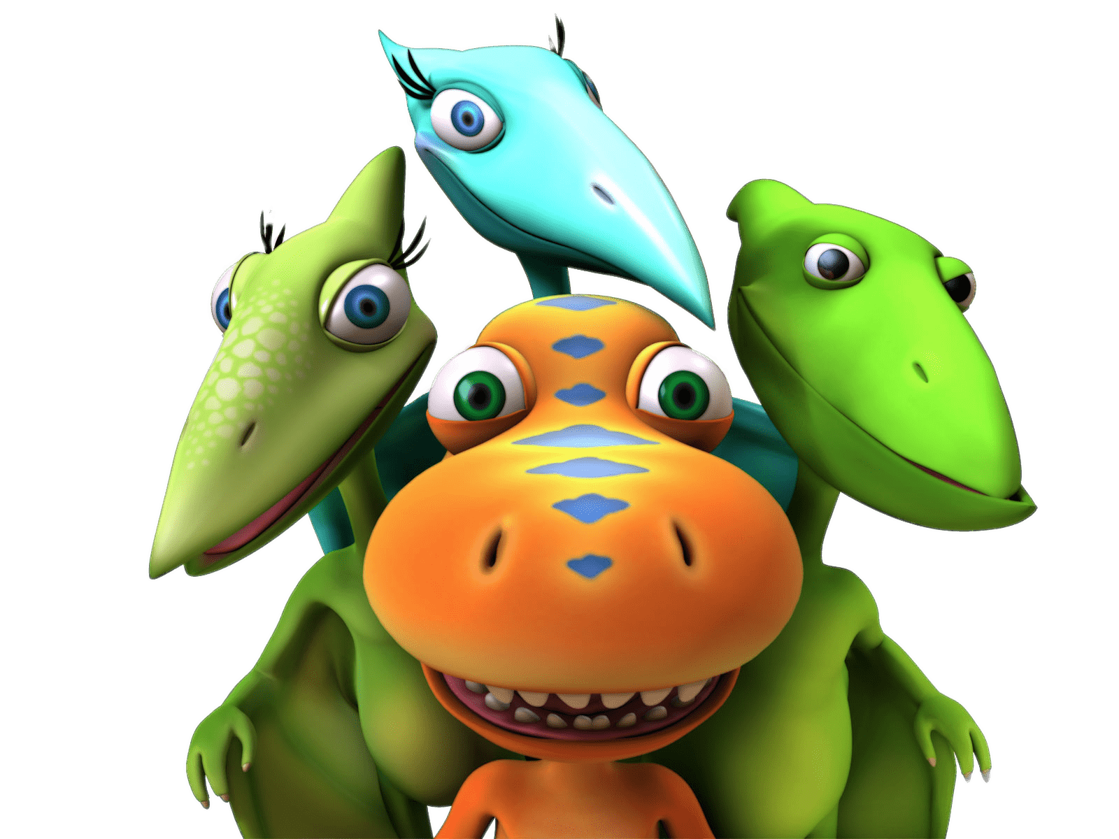 Dinosaur train and friends. Friendship clipart buddy
