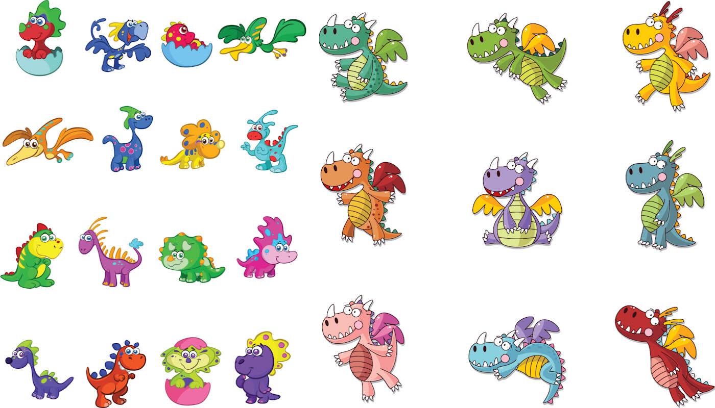 Free cartoon cliparts download. Dinosaur clipart name