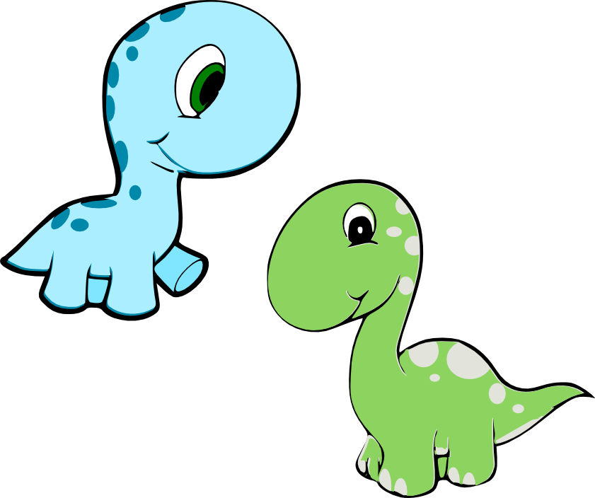 Dinosaur clipart scene. Collection of free deinosaur