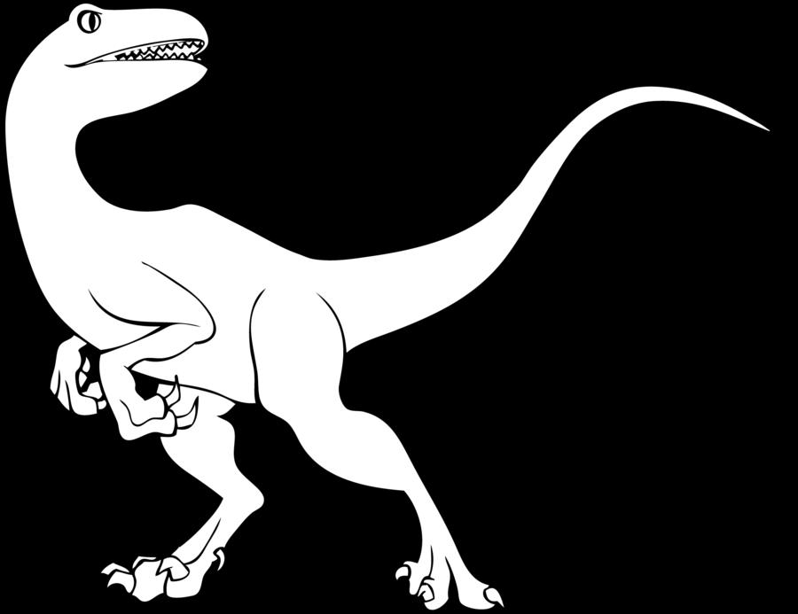 Raptor drawing at getdrawings. Dinosaur clipart velociraptor