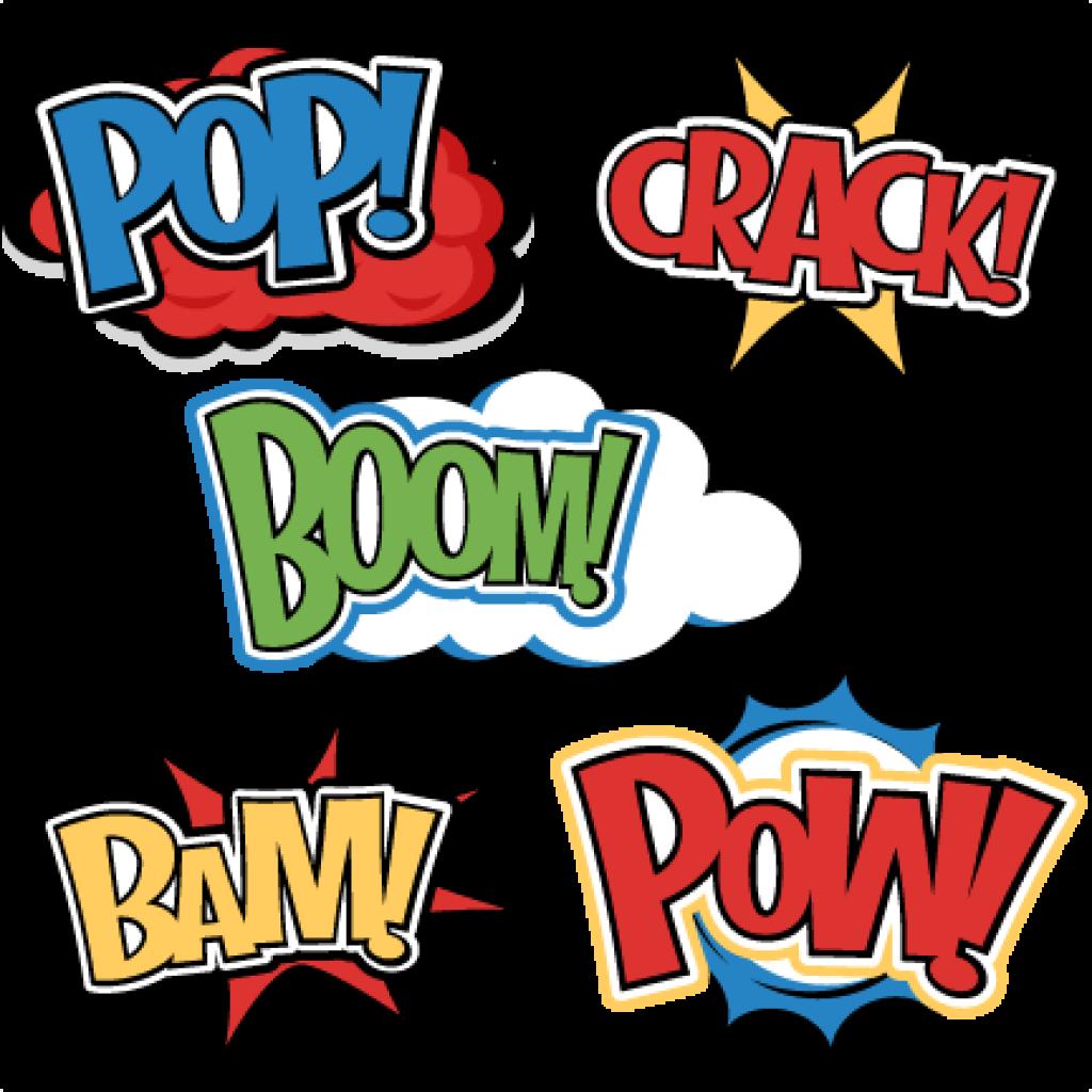 Words clipart superhero. Word cutouts cupcake hatenylo