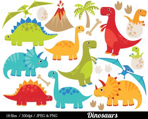 Clipart dinosaur group. Dinosaurs clip art tyrannosaurus