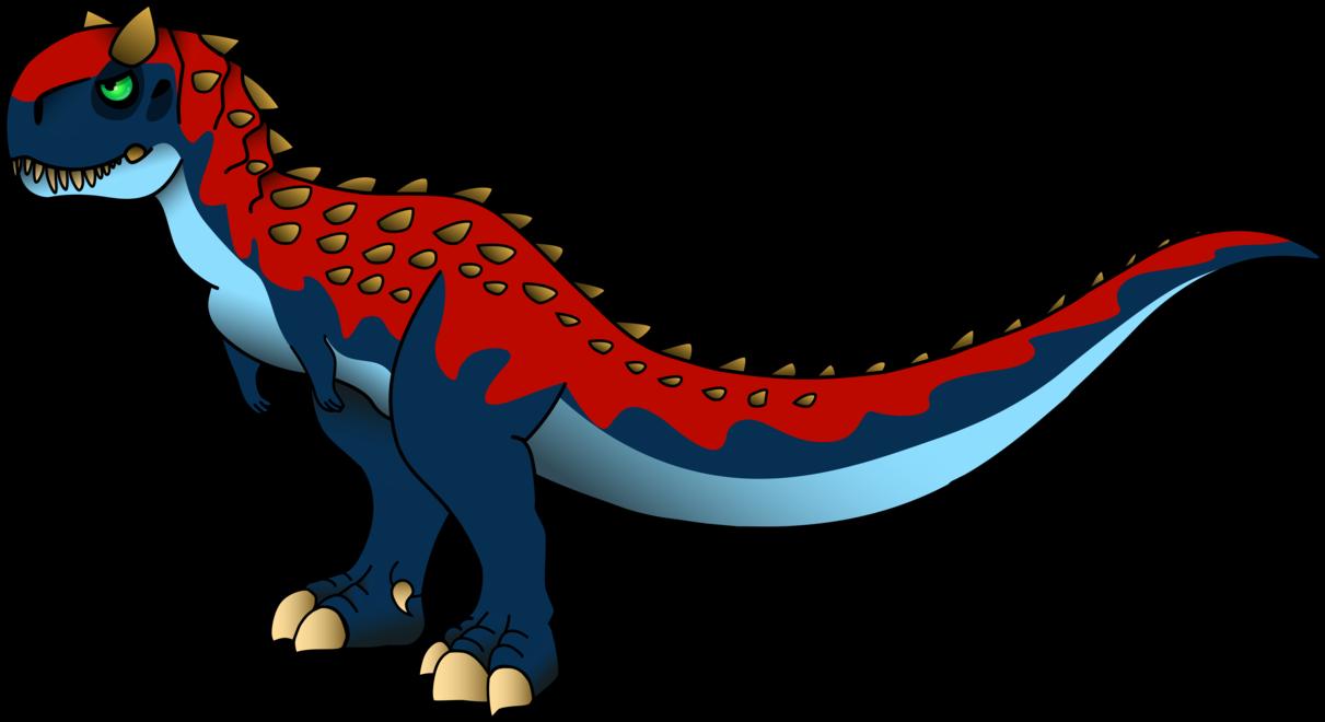 Dinosaurs clipart carnivore dinosaur. Carnotaurus by rainbowarmas deviantart