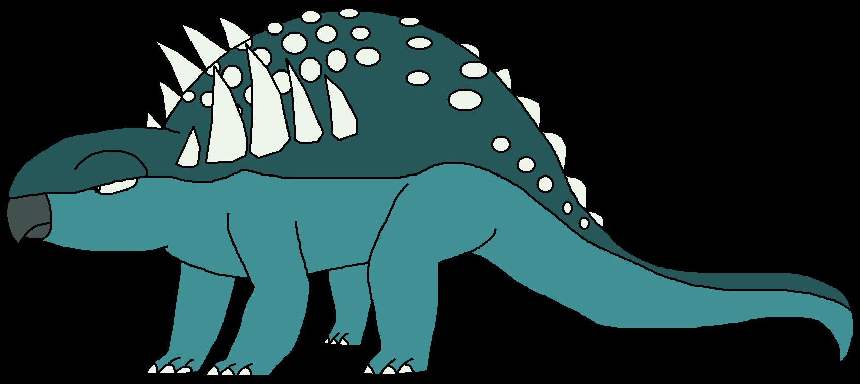 Acanthopholis pedia wikia fandom. Fossil clipart dinosaur dig