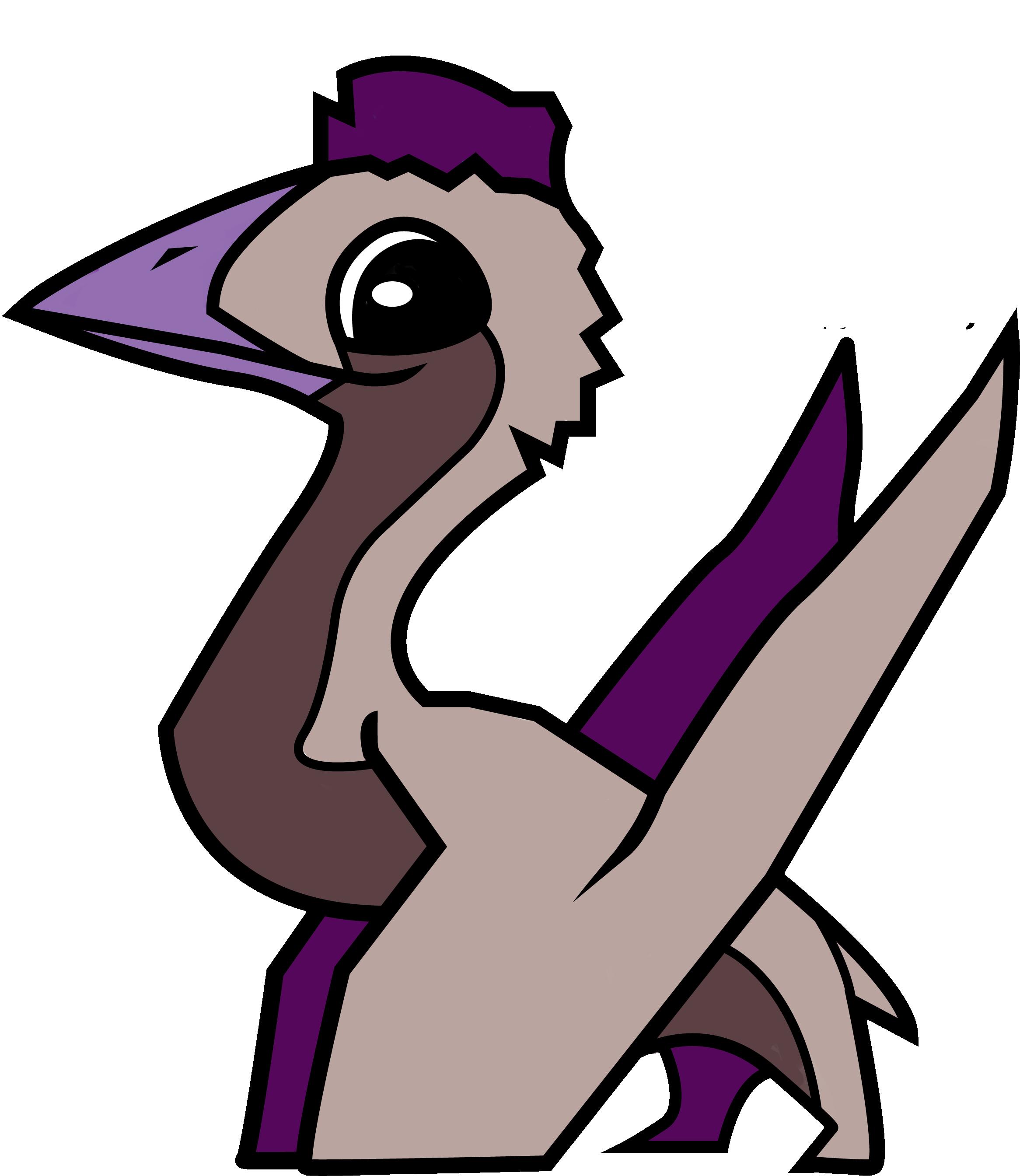 Dinosaurs clipart purple. Dino art oc i