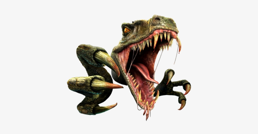Dinosaurs clipart scary dinosaur. Ark survival evolved png