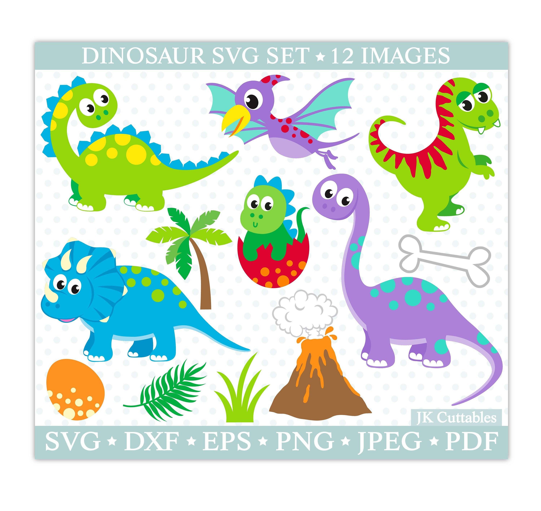 Dinosaurs Clipart Svg Dinosaurs Svg Transparent Free For Download On Webstockreview 2020