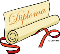 Clip art free panda. Diploma clipart