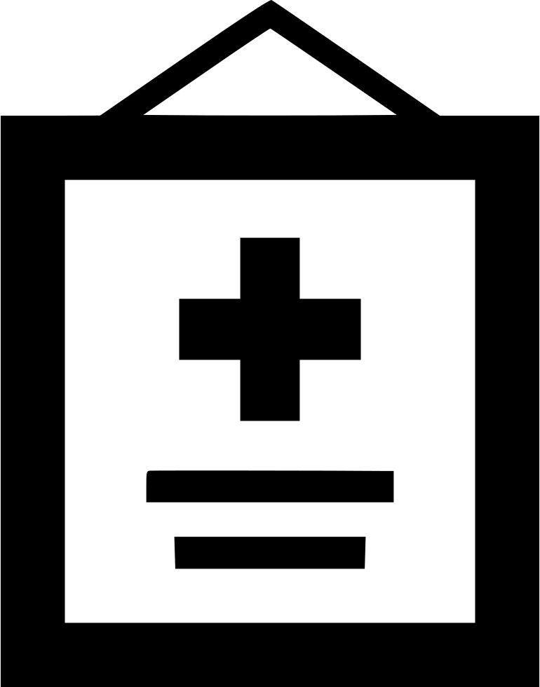 Medical license medicine frame. Diploma clipart certificate symbol