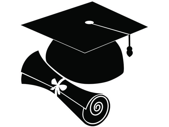 Diploma clipart college diploma. Station