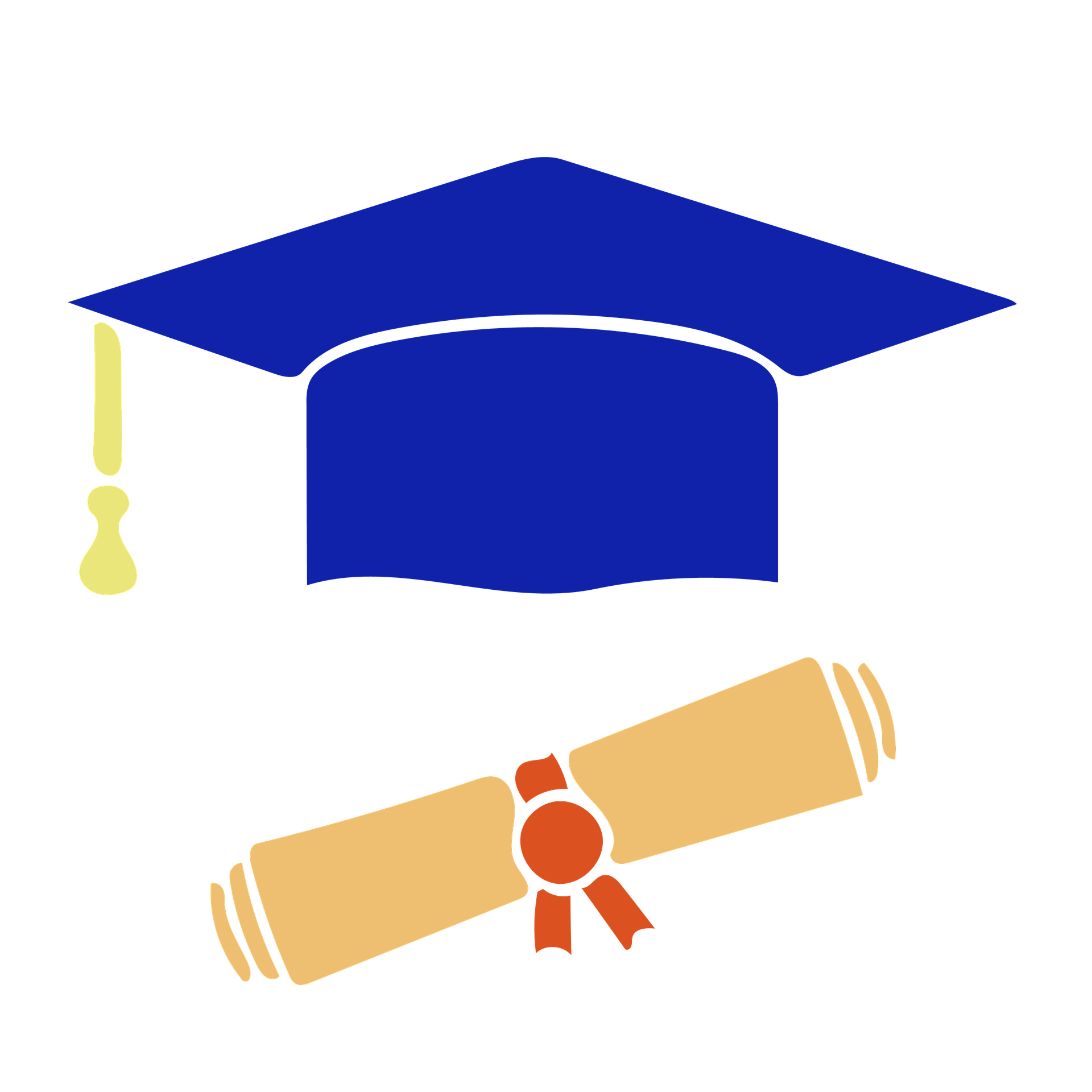 Student voice a grandmother. Diploma clipart college diploma