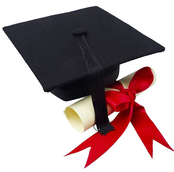 Diploma clipart doctoral degree. Academic masters graduation ceremony