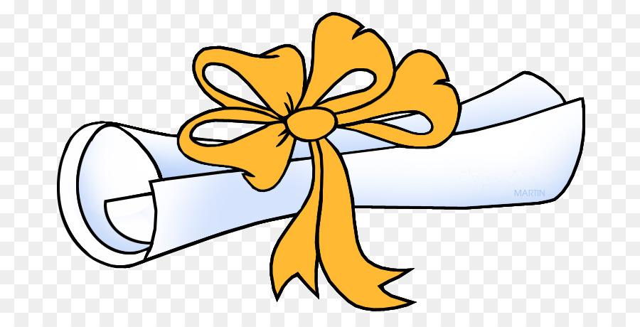 Flowers cartoon . Diploma clipart graduation flower