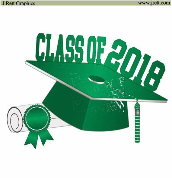 Diploma clipart green. Class of clip art