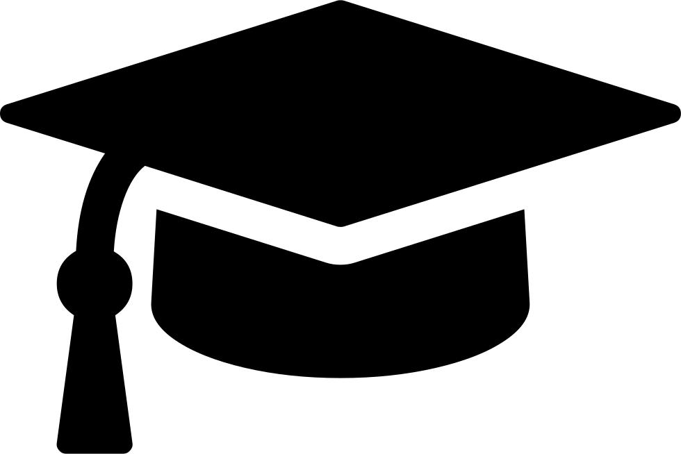 Cap and diploma png. Graduation clipart symbol