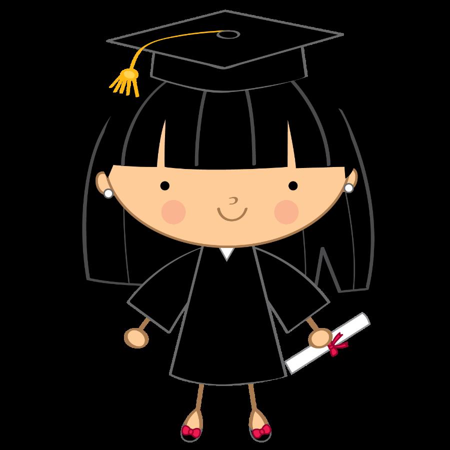 Graduation ceremony school academic. Kindergarten clipart diploma