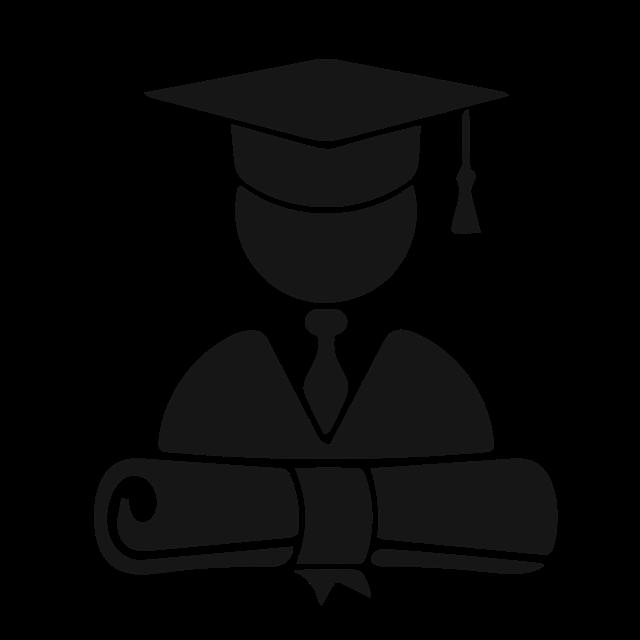 Diploma clipart masters degree. Graduation ceremony graduate university